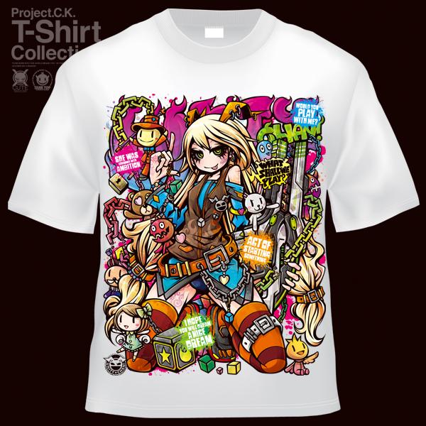 Project.C.K. ユニティちゃん Tシャツ