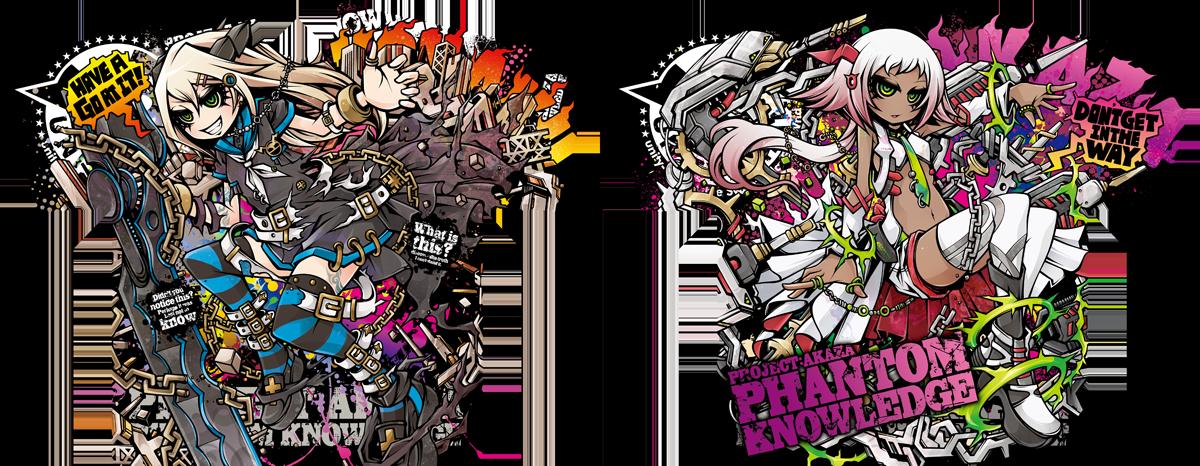 アーティストコラボTシャツ Unity-Chan! x PROJECT C.K.